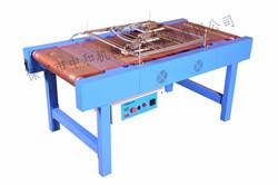 多工位热缩管加热设备 双工位连续热缩套管加热设备 双面热缩管加热设备