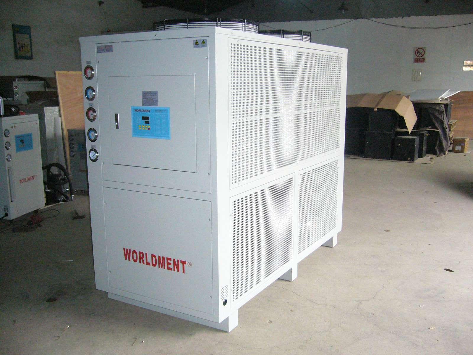 空气能气源热泵采供暖气热水循环空调机组