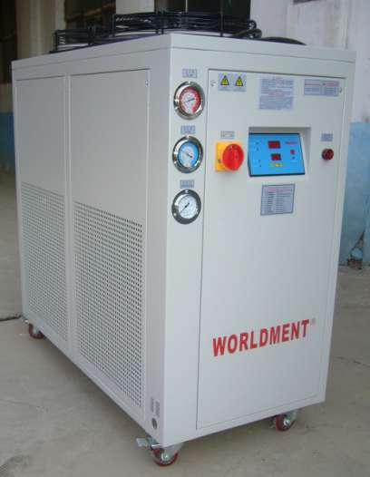 一体风冷式细腻工业冷冻油循环恒温机组