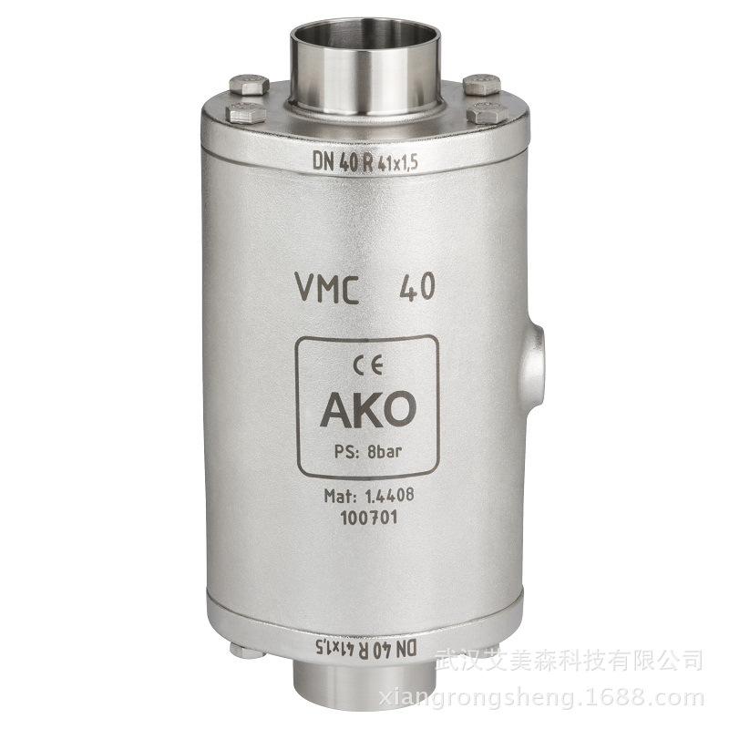 德國AKO  VMC氣動管夾閥-端焊接