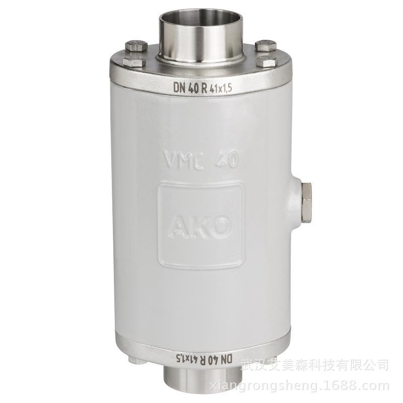 德國AKO  VMC氣動管囊閥-端焊接
