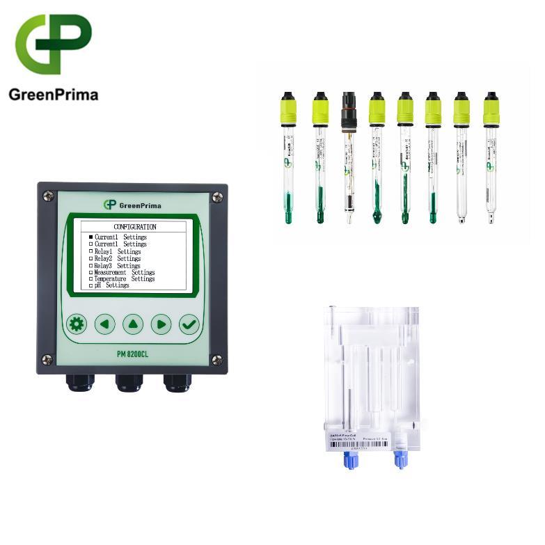 英国GREENPRIMA-高纯水余氯检测仪 质高价优