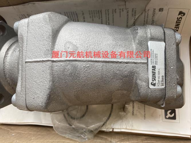 SUNFAB柱塞泵PUMPSC025L 463699批發特價