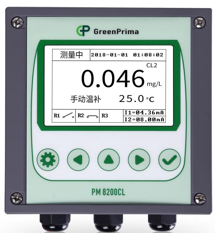 在线余氯分析仪-优选英国GREENPRIMA
