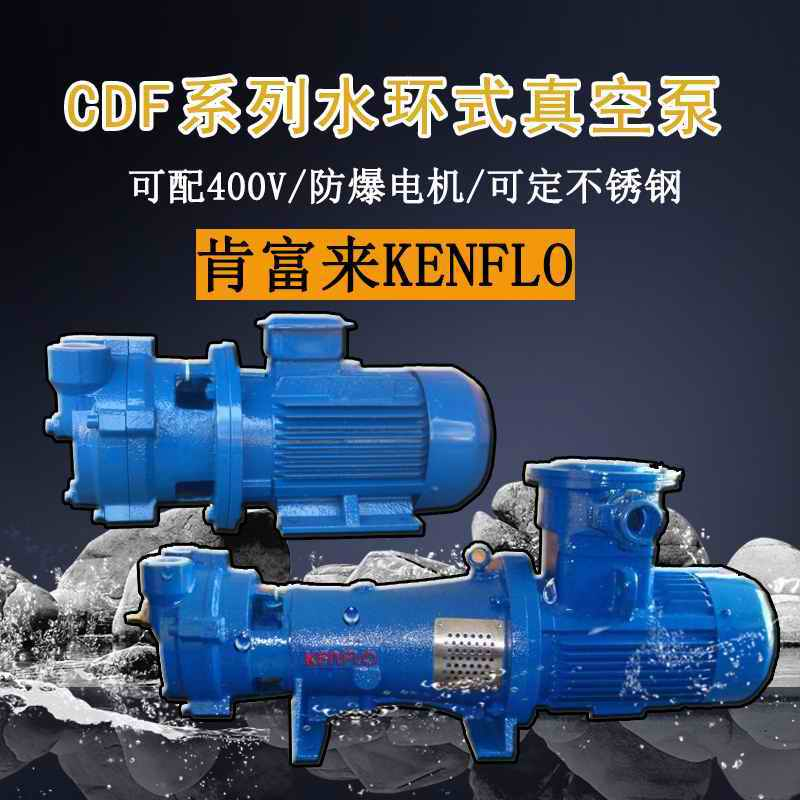 CDF1222-OAD2食品工業灌裝真空泵