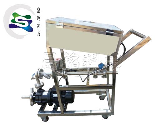 化工溶劑定量灌裝桶計量設備硫酸自動分裝大桶設備
