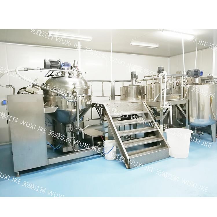 循環均質型西點醬乳化機