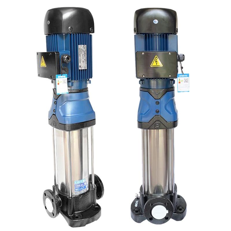 CDMF20-17水处理多级增压离心泵蒸馏系统水厂输送