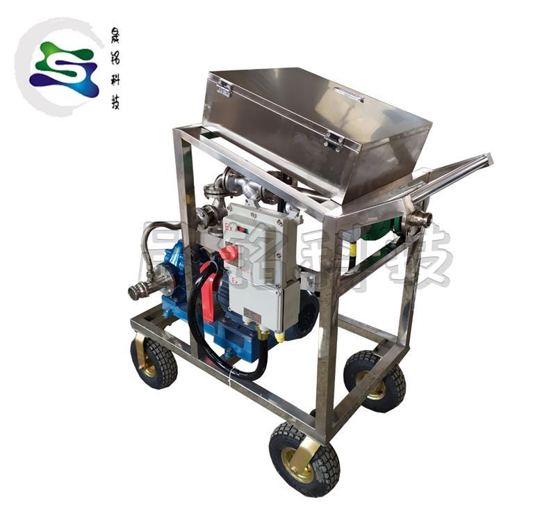 雙氧水定量裝桶設備硝酸定量灌裝桶計量設備