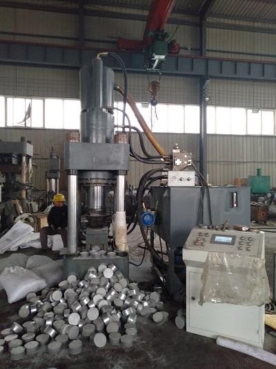 河南自动铝屑压块机Y技术可靠生产厂家更可靠