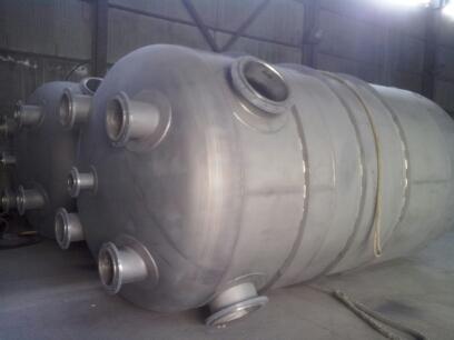 鈦反應釜     鈦儲罐   鈦換熱器