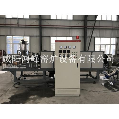 活性炭(KOH)活化爐--水蒸氣法堿活化法
