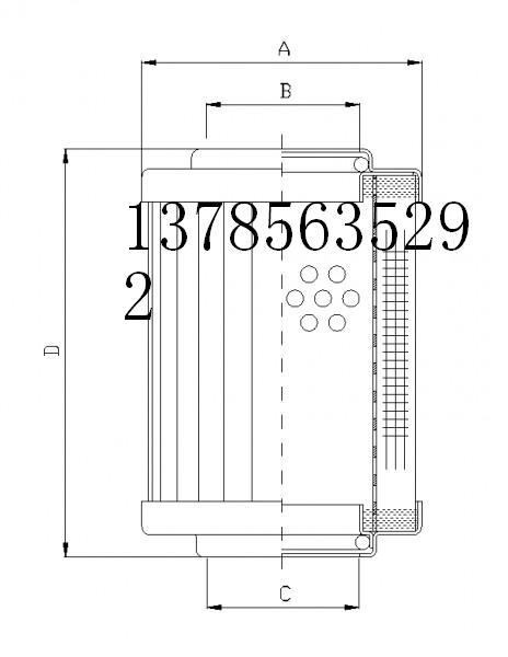 21CC1224-120*960/14油站過濾器濾芯