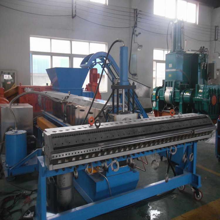 恭樂GL88橡膠片材擠出機 橡膠片材生產設備 橡膠片材生產線