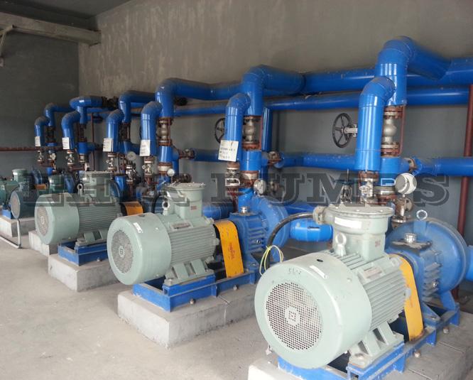 RO系列重油输送型旋喷泵(RO260型、320型)