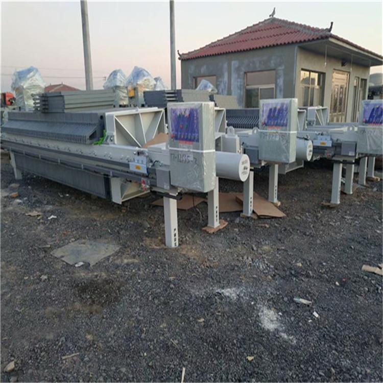 高價求購倒閉化工廠環保壓濾機