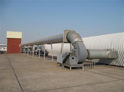 32袋布袋除塵器最大耗氣量 微型脈沖除塵器