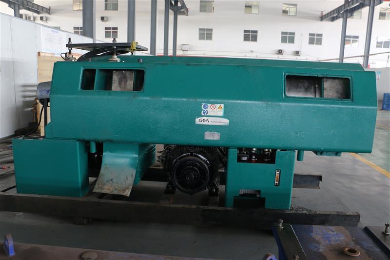 全國化工臥螺離心機齒輪箱螺旋修復