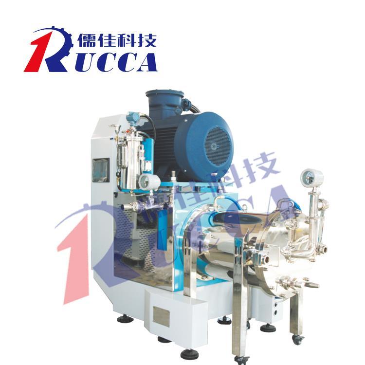 碳纳米管导电剂研磨设备 儒佳SF30L砂磨机