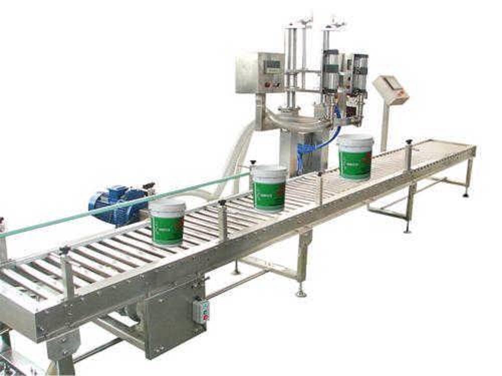 江苏塑料桶灌装机