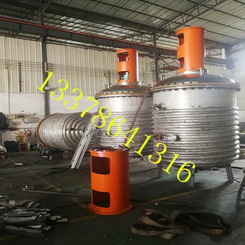 家具熱溶膠反應釜 家具熱溶膠生產設備