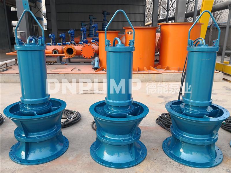 天津厂家直销大口径潜水轴流泵多重密封不易漏水