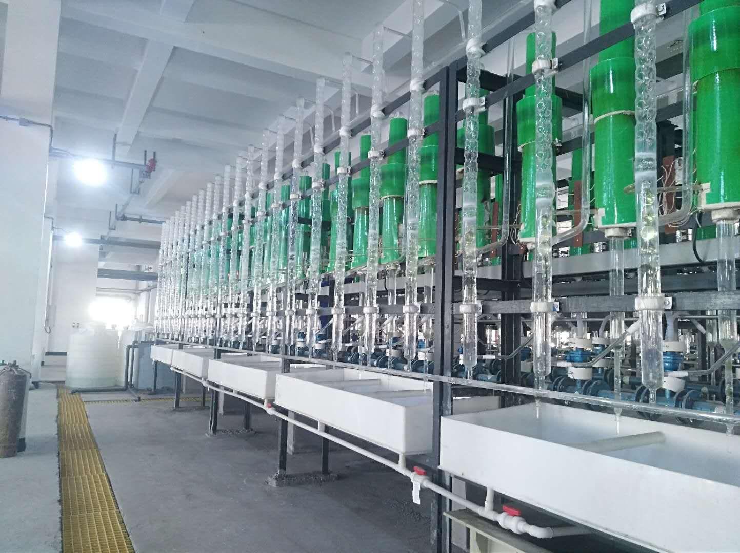 石英玻璃硫酸提純設備