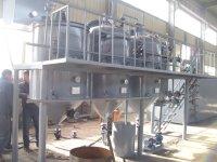 供應環保多功能廢油再生潤滑油設備