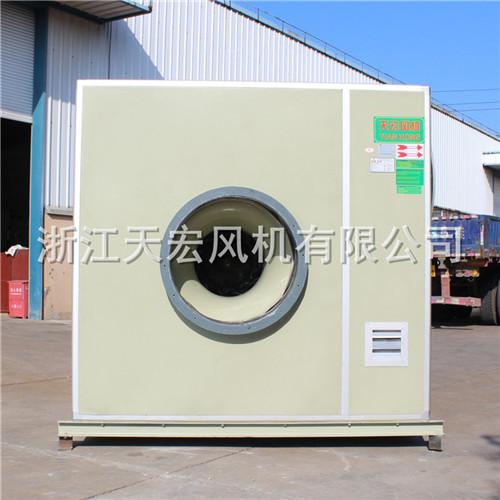 天宏F4-72-7C防腐離心風機箱 玻璃鋼離心風機箱