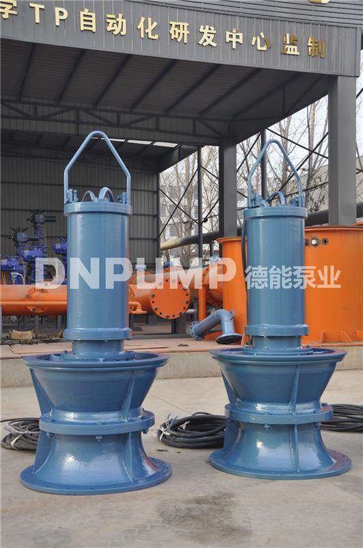 供应大排量防汛排涝轴流泵性能安全可靠