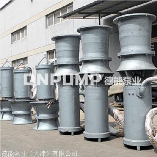 厂家直供简易型中吸式轴流泵排水速度快