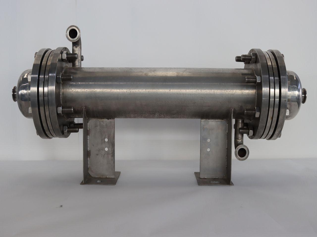 可拆固定管板式换热器