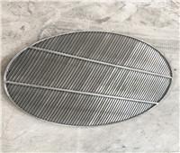 约翰逊焊接筛网筛板 楔形丝筛板