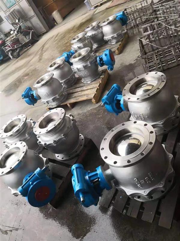 上海Q341硬密封球阀专业生产制造20余年