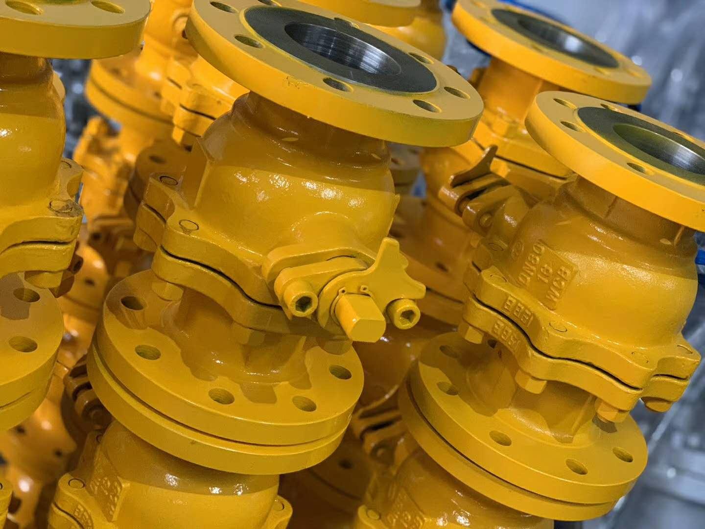 上海Q341F天然气专用球阀批发销售