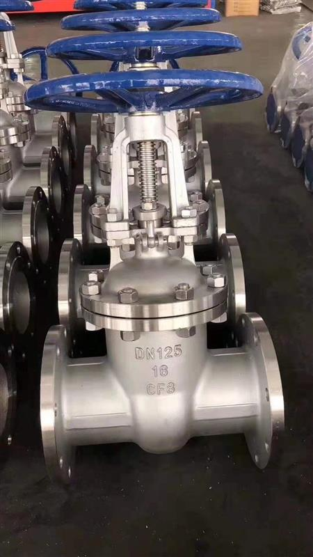 上海中高压不锈钢法兰闸阀专业生产制造