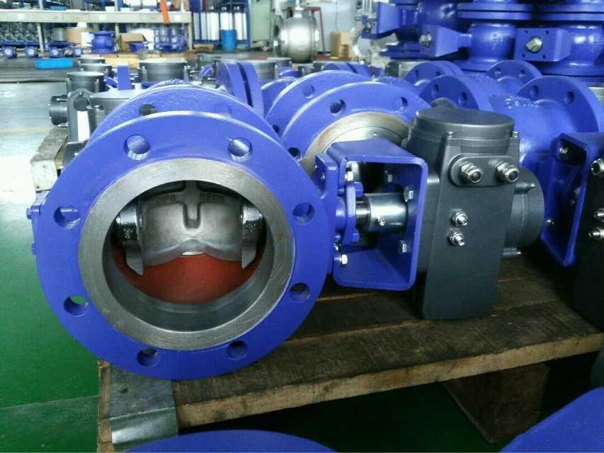 上海V型法兰球阀-V调节阀专业生产制造20余年