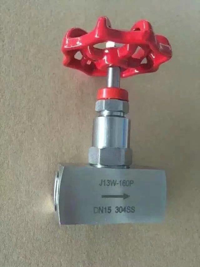 J13W-160P不锈钢内螺纹针型阀批发