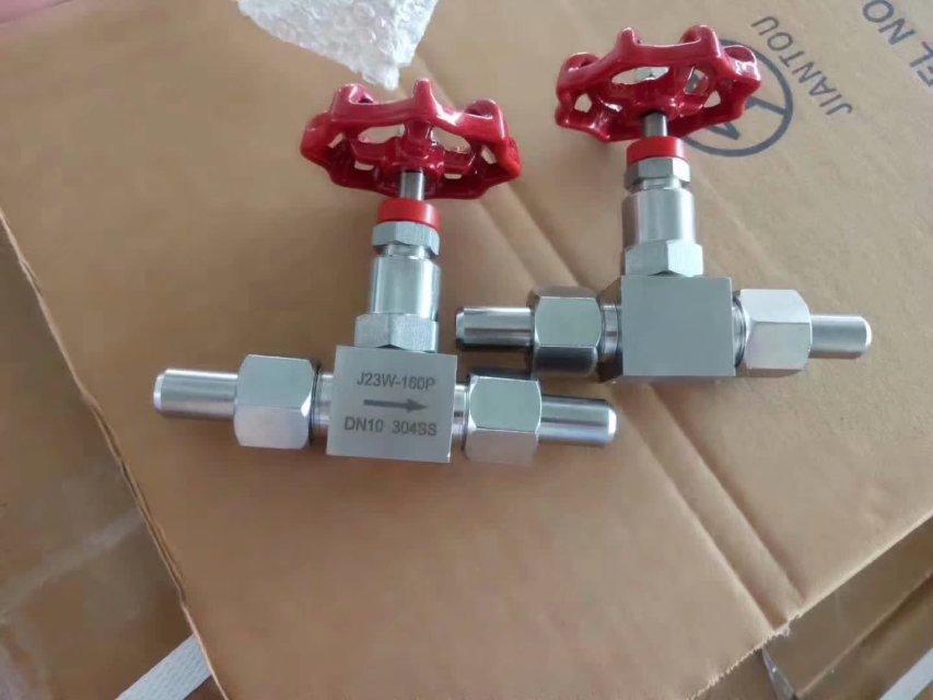 上海J23W不锈钢外螺纹针型批发价