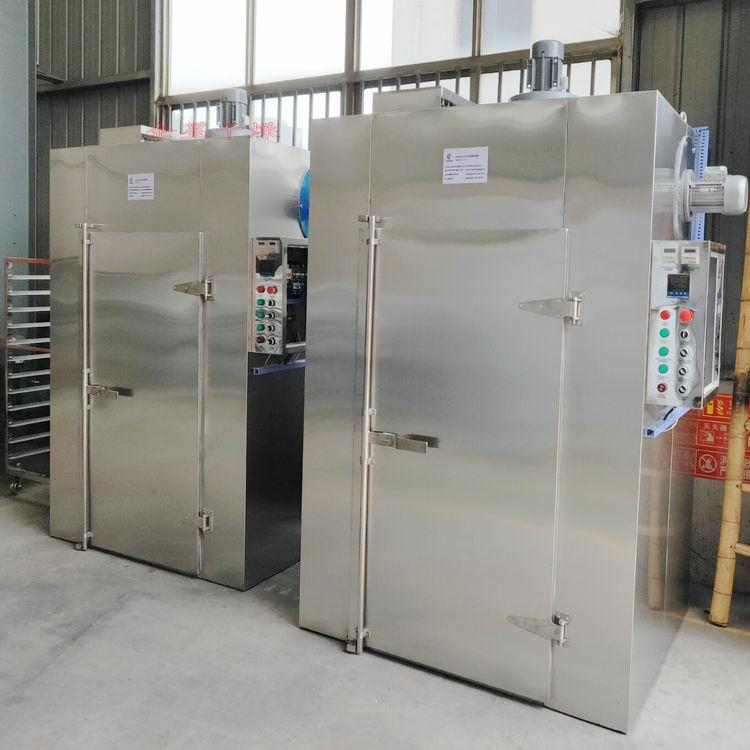 中藥飲片專用烘箱 原料藥烘干機 生藥熱風循環烘箱