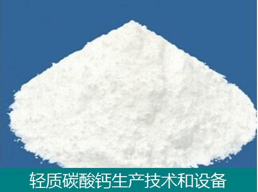 輕質碳酸鈣設備-石灰消化碳化干燥設備-石家莊東昊輕鈣技術設備