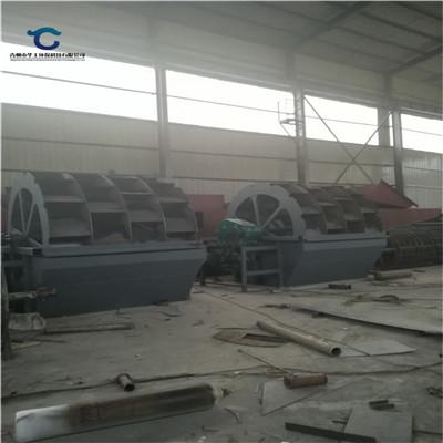 供应阜阳市阜南县环保移动洗砂机 定制石粉洗砂机