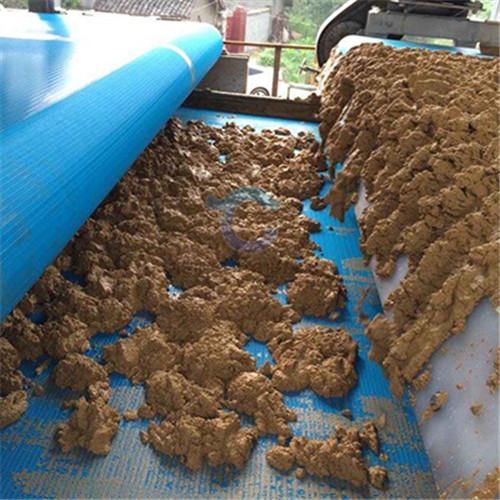 直销武汉江岸区带式泥浆压滤机 洗石粉淤泥压泥机定制
