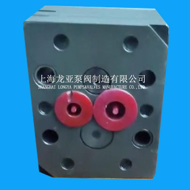 LRT80CC聚合物熔体熔喷泵