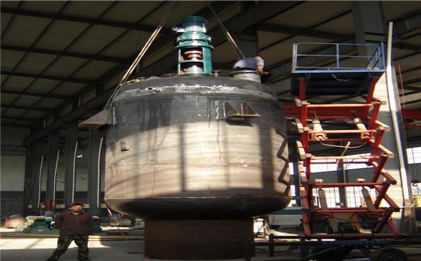 3吨不锈钢反应釜