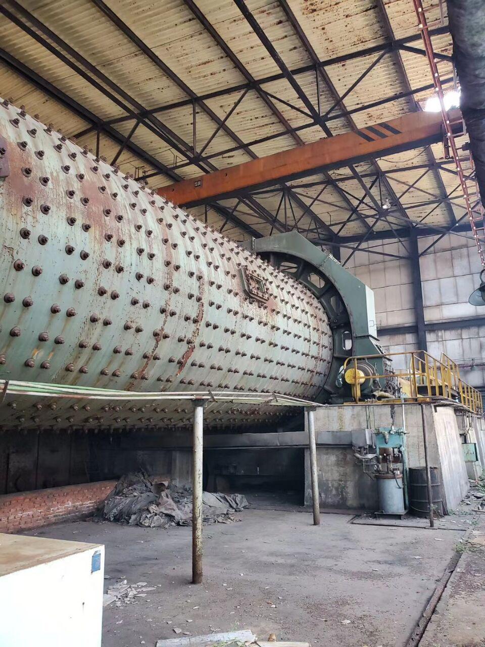 4.2x13米球磨机 进口球磨机 球磨机磨粉生产线
