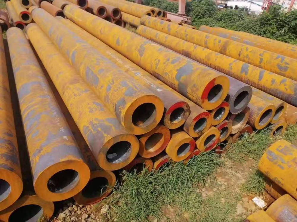 重庆大口径厚壁无缝钢管工厂批发