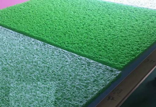供应POE喷丝枕芯设备 POE喷丝坐垫挤出机 POE喷丝床垫生产设备
