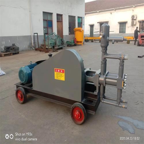 贵州SYB80型双液变量注浆机外形尺寸