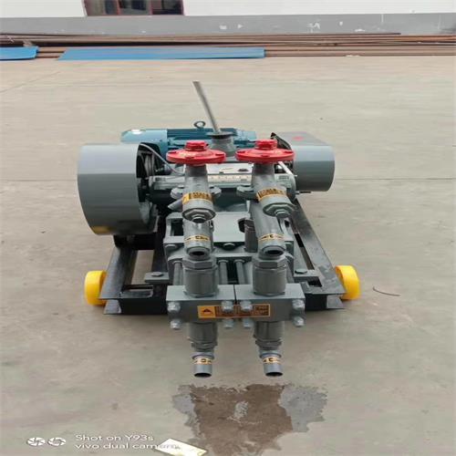 无锡SYB80型双液注浆泵加工定制